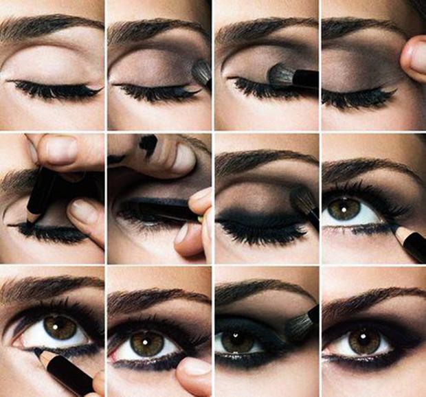 Как создать черный цвет
