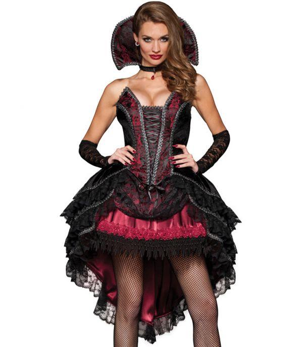 прическа вампирши на хэллоуин фото