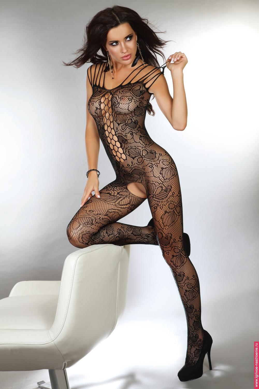 эротический капроновый костюм