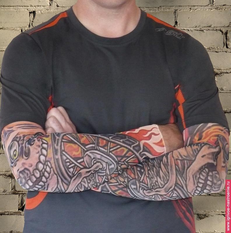 Татуировки рукава 143 фото тату и эскизы